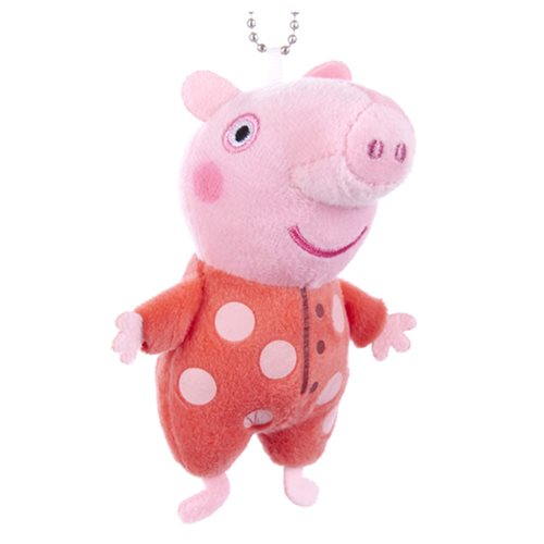 Peppa Pig 4-Inch Mini Plush Ornament