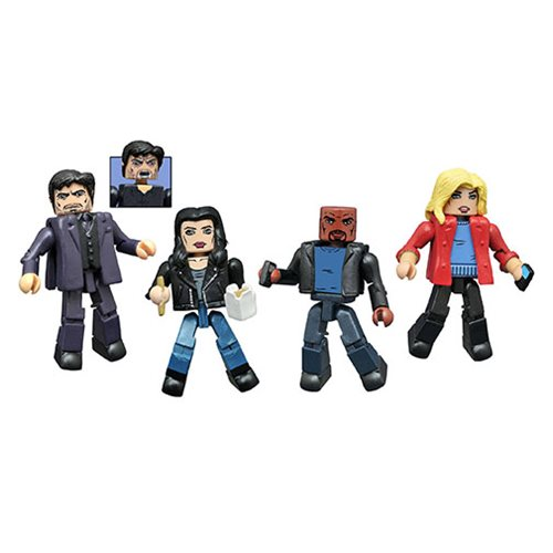 Jessica Jones Minimates Series 1 Box Set