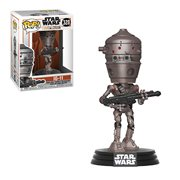 Star Wars: The Mandalorian IG-11 Pop! Vinyl Figure