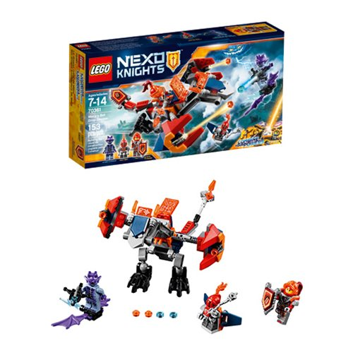 LEGO Nexo Knights 70361 Macy's Bot Drop Dragon