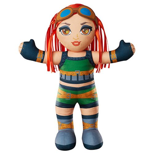 WWE Superstars Tag Team Becky Lynch Plush