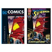 DC Comics Superman V2 #75 Tin Cover Collection #2