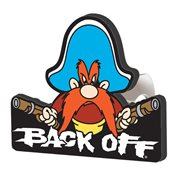 Warner Bros. Yosemite Sam Back-Off Hitch Cover