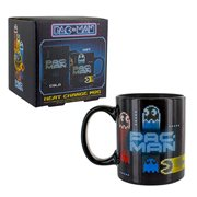 Pac-Man Neon Heat Change 10 oz. Mug