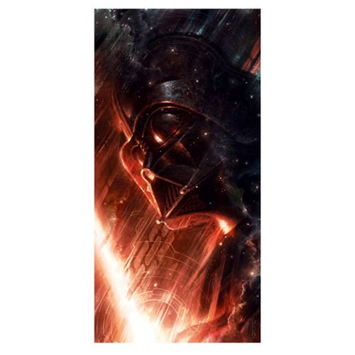 Star Wars Forged in Darkness by Raymond Swanland Small Canvas Giclee Art Print
