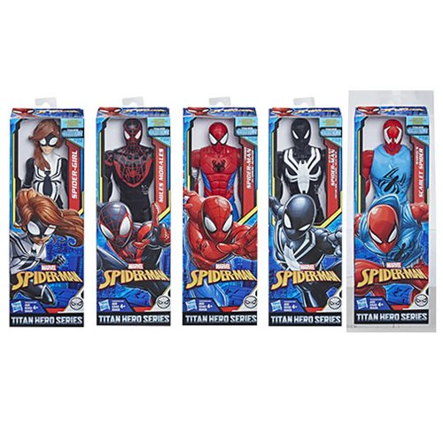 Spider-Man Web Warriors 12-Inch Action Figures Wave 3 Case