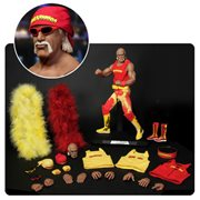 Hulk Hogan Hulkamania 1:6 Scale Action Figure