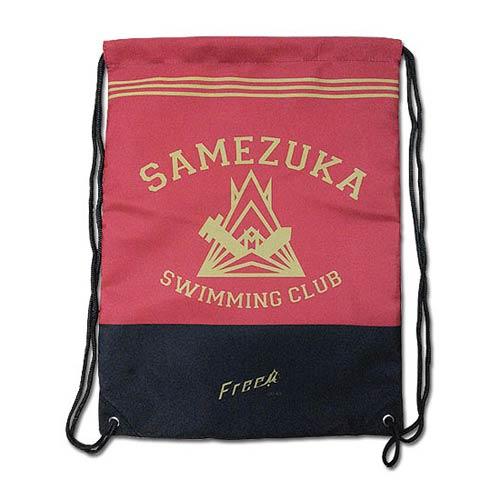 Free! Samezuka Swimming Club Drawstring Bag