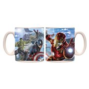 Avengers: Age of Ultron Avengers in Action Mug