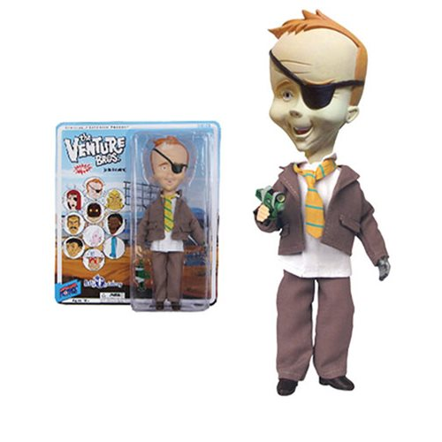 The Venture Bros. Billy Quizboy 8-Inch Action Figure