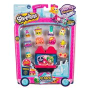 Shopkins Series 8 Wave 3 Mini-Figures 12-Pack