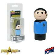 Star Trek: The Original Series First Officer Spock Pin Mate Wooden Figure