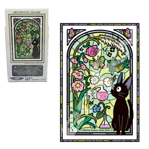 Kiki's Delivery Service Jiji in the Koriko Sun Room Artcrystal Puzzle