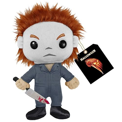 Halloween Michael Myers 7-Inch Plush