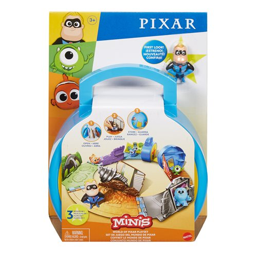 Disney-Pixar Minis World of Pixar Playset