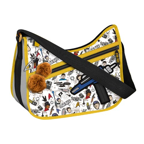 Star Trek Original Series Pattern Purse