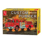 American LaFrance Pumper Fire Truck Model Kit