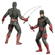 Marvel Defenders Daredevil Black Suit Version ArtFX+ Statue