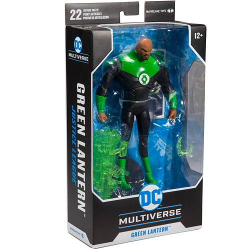 DC Animated Wave 1 7-Inch Action Figure Set