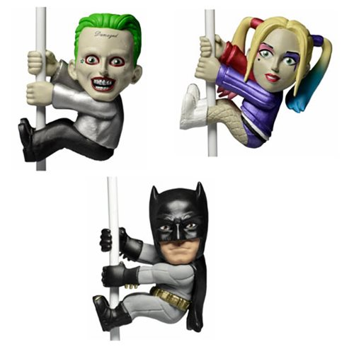 Suicide Squad Scalers 2-Inch Mini-Figure Case