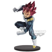 Dragon Ball Super Blood of Saiyans Super Saiyan God Vegeta Special VII Statue