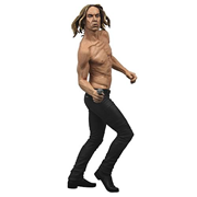 Iggy Pop 7-Inch Action Figure