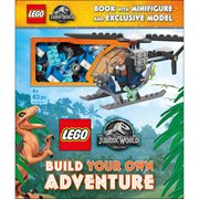 LEGO Jurassic World Build Your Own Adventure Book