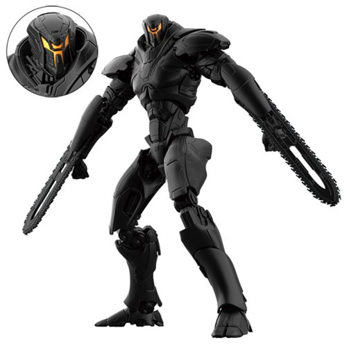 Pacific Rim Uprising Obsidian Fury High Grade Model Kit
