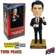 Twin Peaks Agent Cooper Bobble Head, Not Mint