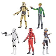 Star Wars Resistance Action Figures Wave 1 Set