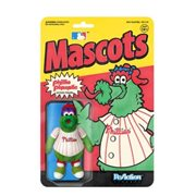 Major League Baseball Mascot Phillie Phanatic (Philadelphia Phillies) ReAction Figure
