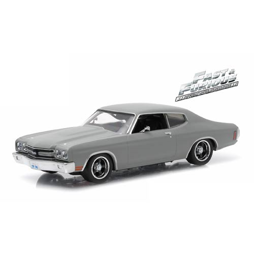 Fast and Furious 1970 Chevy Chevelle SS 1:43 Scale Die-Cast Metal Vehicle