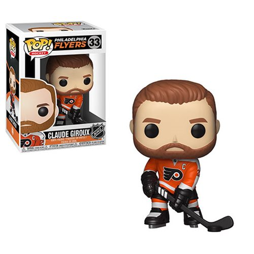 NHL Claude Giroux Flyers Pop! Vinyl Figure #33