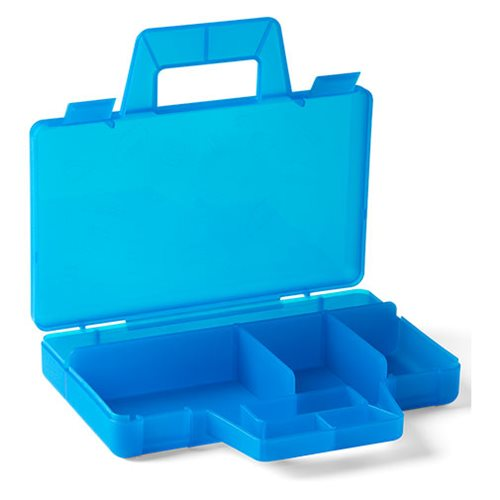 LEGO Blue Sorting To Go Storage Case