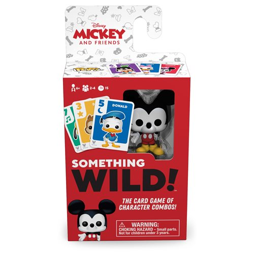 Mickey & Friends Card Game