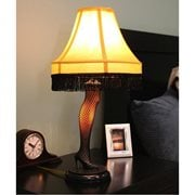 A Christmas Story 20-Inch Leg Lamp Deluxe Clapper