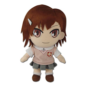 A Certain Scientific Railgun Mikoto 8-Inch Plush