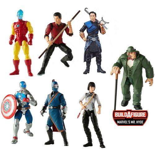 Shang-Chi Marvel Legends 6-Inch Action Figures Wave 1 Case