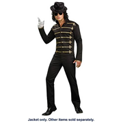 Michael Jackson Military Printed Jacket
