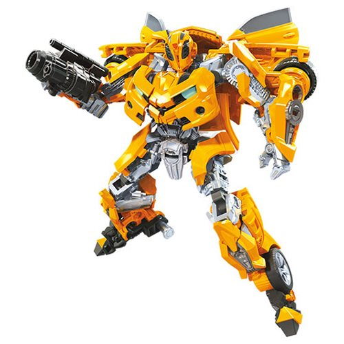 Transformers Studio Series Premier Deluxe Wave 8 Case
