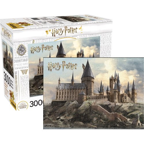 Harry Potter Hogwarts 3,000-Piece Puzzle