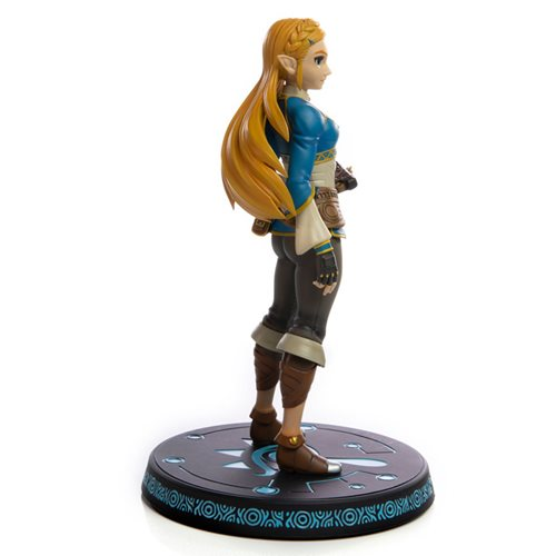 The Legend of Zelda: Breath of the Wild Princess Zelda Statue