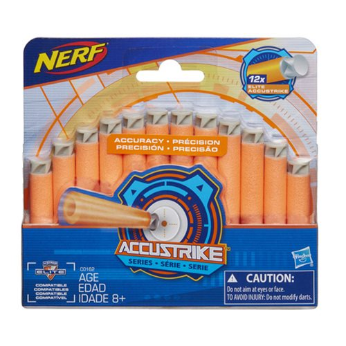 Nerf N-Strike Elite AccuStrike Series 12-Pack Refill Darts