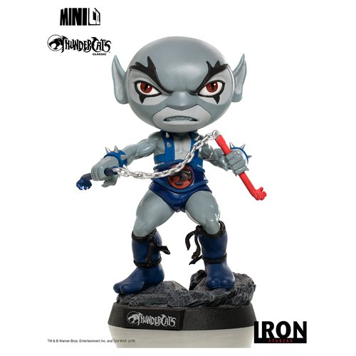 ThunderCats Panthro Mini Co. Vinyl Figure