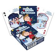 Peanuts A Charlie Brown's Christmas Playing Cards