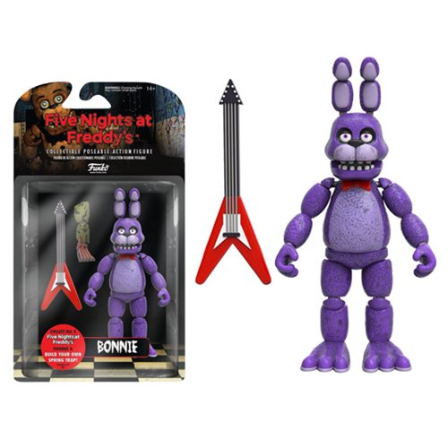 Five Nights at Freddy's Bonnie 5-Inch Action Figure