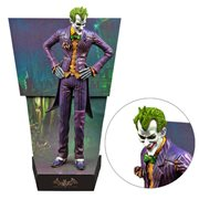 Batman Arkham Asylum The Joker Premium Motion Statue