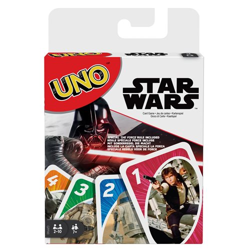 Star Wars UNO Card Game