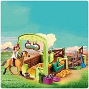 Playmobil 9478 Spirit Horse Box with Lucky & Spirit
