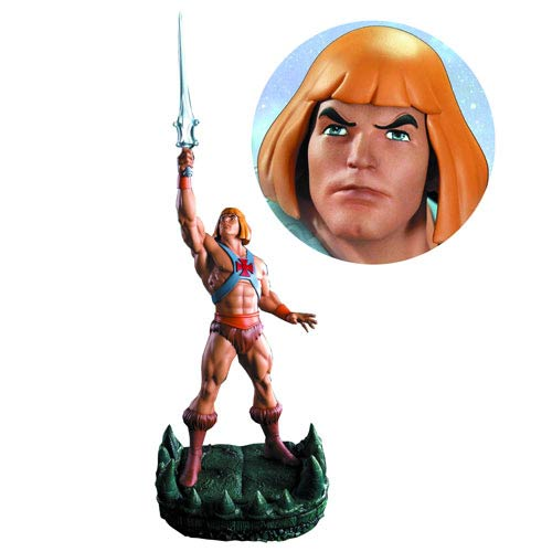 Masters of the Universe He-Man 1:4 Scale Statue